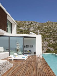 Project Casa 115 11 Framing Perfect Views In Every Room: Solitary Casa 115 in Mallorca