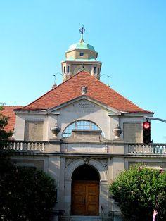 Adolphus Busch Hall. Harvard University.