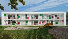 MAGK + illiz Architektur: детский сад, Мария-Энцерсдорф