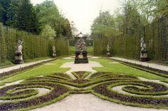 Linderhoff Austria (Built by the same huy that built, Neuschwantstein Castle, Bavaria, Germany
