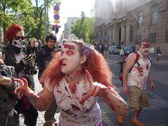 Satu Ylävaaran valokuvia: Zombie Walk 2015 Ruttopuisto, osa 4
