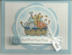 IC343, Baby by barbaradwyer82 - Cards and Paper Crafts at Splitcoaststampers