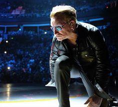 Segundo concierto de U2 en Vancouver: Bono
