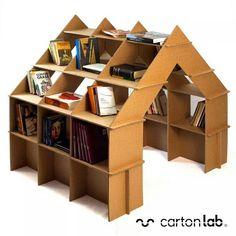 Een huis vol boeken!