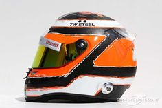 Nico Hulkenberg, Sahara Force India F1 (2014) - side