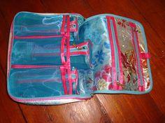 Sarah Toiletry Bag from CaraMia