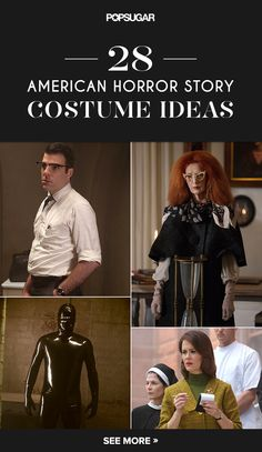 28 American Horror Story Characters You Can Be For Halloween