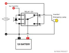 Electric Fence Circuit Diagram 12v Electric Window/Fence