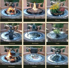 Convertible Patio Ring- You Must Have One For Your Dream Backyard!