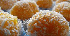 Docinho de Batata Doce com coco/ coconut sweet potato treat