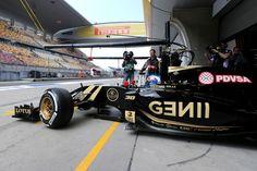 Jolyon Palmer se plantea otras competiciones además de su papel en la F1