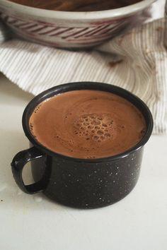 ancho chili hot cocoa.