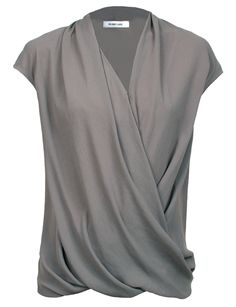 Helmut Lang Twist Top Soft from MRS H | HANDPICKED DESIGNER FASHION, SKIN CARE & PERFUME