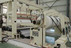 1350 Type overfeed high speed Paper Rewinding Machine is to the net paper width ≦ 1350 mm, 100-500 g/m2 paper rewinding to meet the width & tightness requirement. Email:leizhanpulper@gmail.com WhatsApp: +8613298311527