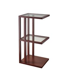 Adesso Baxter Tall End Table