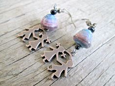 Gift for Her  Valentine's Day Jewelry  Cute by EarthChildArt