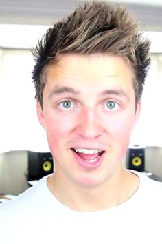 Marcus Butler- i've really been trying not to like him but i'm giving in. he's just too cute