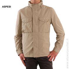 #Aspesi #jacket -70%!!! on #eluxuryoutlet!!! >> http://www.eluxuryoutlet.it/it/giaccone-aspesi-impermeabile-in-tela-di-nylon-1.html