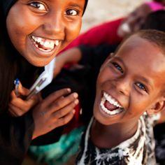 Somriure de Somàlia