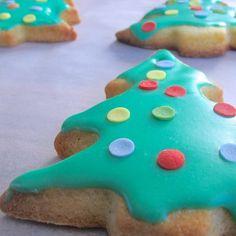 Christmas cookies @FoodBlogs