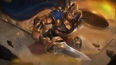 Minsitthar Gilded King wall by makinig on DeviantArt Mobile Legend Wallpaper, Wolf Wallpaper, Moba Legends, Great Words, Character Description, Drawing Tools, User Profile, Virgo, Literature