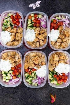 20 Healthy Dinners You Can Meal Prep on Sunday Meal Prep Sunday is the hottest trend right now in health and fitness. Prep as many healthy meals as you can within a few hours on a Sund...<br> plus, a printable grocery list to keep you organized Best Meal Prep, Sunday Meal Prep, Lunch Meal Prep, Meal Prep Bowls, Healthy Meal Prep, Easy Healthy Dinners, Healthy Foods To Eat, Healthy Drinks, Healthy Cooking