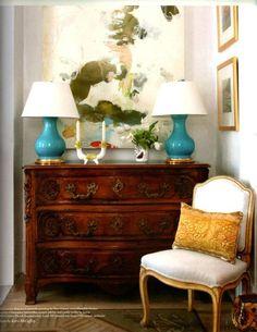 interior design by Lindsey Bond