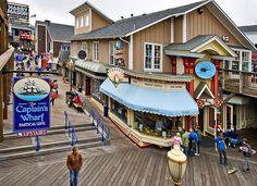 Fishermans Wharf, San Francisco, California