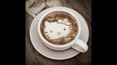 Insólito com Imagens | Artista Norte-Americano Mike Breach Desenha Retratos e Paisagens Na Espuma Do Café