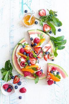 Fruit Pizza    Bakers Royale
