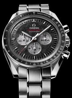 Omega Speedmaster Professional Apollo-Soyuz Limited Edition watch