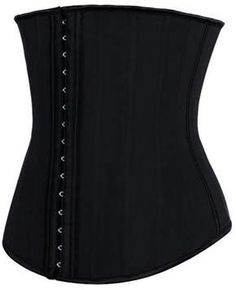 5d2cad19ef31c BEIGE Pureaid New Women Breathable Waist Shapers Waist Trainer Underbust  Shapers Corset Bodyshaper Shapewear - Black