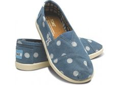 27d575d543 toms with polka dots.....LOOOOVE these Dots Fashion