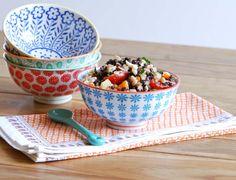 Lentil and Farro Salad