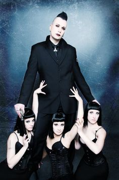 group soul of communities misdirection | Blutengel Pictures (220 of 339) – Last.fm