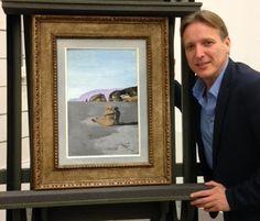 Blog NiuArt: Arthur Brand. El rescatador de cuadros robados.