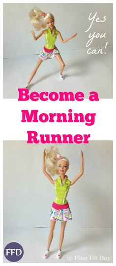 Running Tips - How to Become a Morning Runner. Even if a night owl, possible to become one of those people who runs early. Check out these 4 tips for getting your morning workout done before your body has a chance to realize doing exercise. Running Training, Running Workouts, Running Tips, 15k Training, Running Motivation, Fitness Motivation, Become A Runner, Get Healthy, Healthy Habits