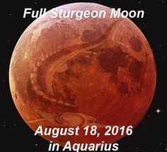 The full moon phase for this month will be on August 18, 2016 at 09:27 UTC it…