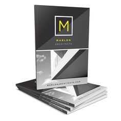 A4 Perfect Bound Brochures