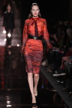 Monique Lhuillier RTW Fall 2012