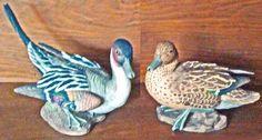 Boehm Boehm Birds Pintail Ducks-Pair - Nb1069, No Box