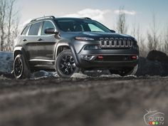 2015 Jeep Cherokee Trailhawk 4x4 Review Editor's Review   Auto123