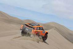 Robby Gordon 9th place on stage 9