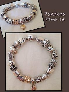 Pandora's first 15 beads