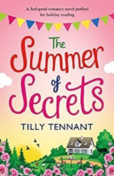 The Summer of Secrets by Tilly Tennant - Book Review