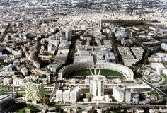 I #grattacieli diventano alberi a #Montpellier | #attici #francia #design #architettura