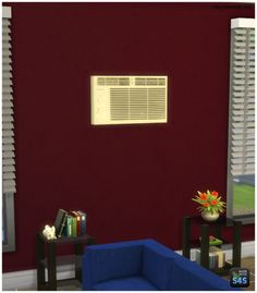 Keep Your Cool Air Conditioner (Deco) | Simista A little Sims 4 Site | Sims 4 Updates -♦- Sims 4 Finds & Sims 4 Must Haves -♦- Free Sims 4 Downloads