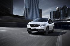 The New Peugeot 2008 SUV - encompassing emphatic style with a sportier look.
