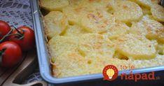 Zemiaky už nevyprážam, toto je stokrát lepšie: Fantasticky chutné a lahodné zemiaky, ktoré pripravíte na plechu!
