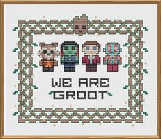 We are groot by lpanne.deviantart.com on @deviantART